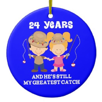 24 Year Anniversary Gifts For Your Love