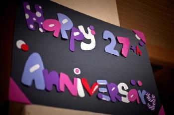 Hy 27 Anniversary