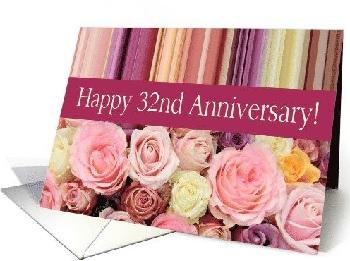 Extravagant 32 Year Anniversary Gift Ideas
