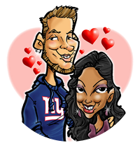 Caricature gift |