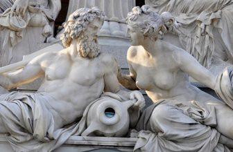 The Sacred Wedding of Zeus and Hera